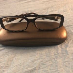 Preowned Gucci eye glasses